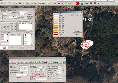 Συστημα Πρόληψης και Διαχείρισης κινδύνου δασικών πυρκαγιών στο Νομό Κορινθίας