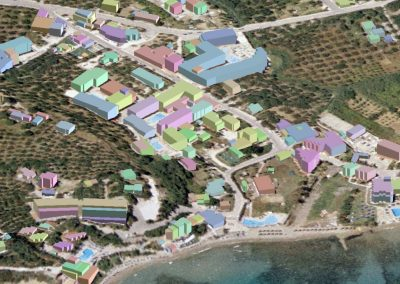 Property registration application for Corfu Municipality