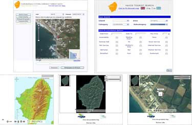 Tourism application for promotion and tourism data management for Naxos Municipal Port Agency