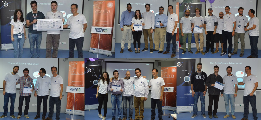 The first national innovation contest ActinSpace organized by Si-Cluster was successfully completed
