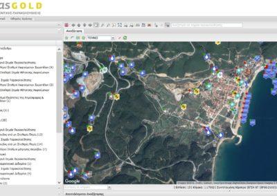 Hellas Gold S.A. Environmental Informatics application for Enveco S.A.
