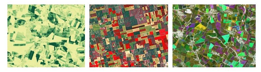 Σεμινάριο «Χαρτογράφηση καλλιεργήσιμης γης με διαχρονικές δορυφορικές εικόνες»