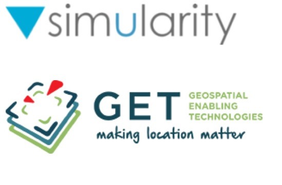 Simularity and Geospatial Enabling Technologies (GET) Sign Partnership MOU