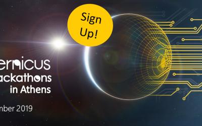 "GET supports ""Copernicus Hackathon 2019"""