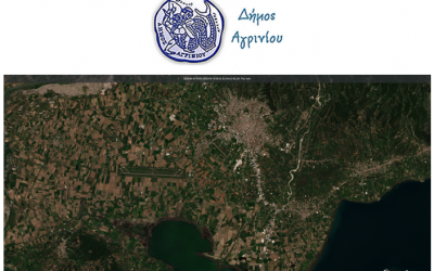 Expansion and upgrade of the Geographic Information System of Agrinio Municipality